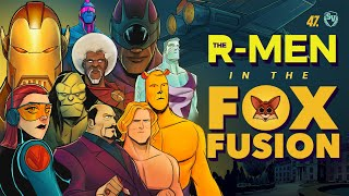 R-MEN IN THE FOX FUSION - SOCIETY OF VIRTUE