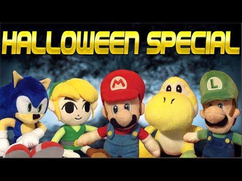 Mario's Scary Video Contest! (VAF Halloween Special 2018)