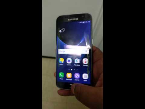 Leaked: Galaxy S7 in the flesh