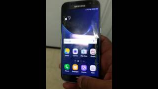 Leaked: Galaxy S7 in the flesh(Thanks to an anonymous source, we can give you one of the first videos of the Galaxy S7. Learn more about the S7: ..., 2016-02-17T14:03:07.000Z)