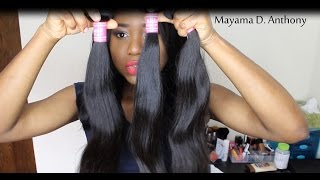 ms lula hair aliexpress unboxing and first impressions