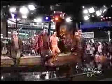 NSYNC- It's Gonna Be Me (Good Morning America)