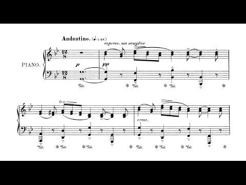 Edward Elgar - Dream Children, Op. 43 (audio + sheet music)