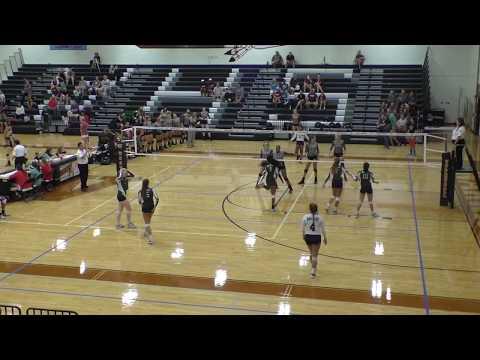 2017 McNeil Mavericks Varsity Volleyball vs Round Rock @ Westwood Showcase Tournament Gold Bracket