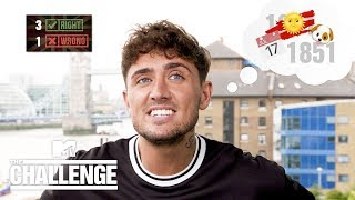 Bear Takes the UK Citizenship Test | The Challenge: War of The Worlds 2