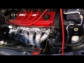 1994 Mitsubishi Galant 2.0 Super Saloon COLD START: 4g63a Engine