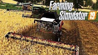 #28 - UNA RAGAZZA CI AIUTA NEI CAMPI w/Robymel81/Nora024 - FARMING SIMULATOR 19 ITA RUSTIC ACRES