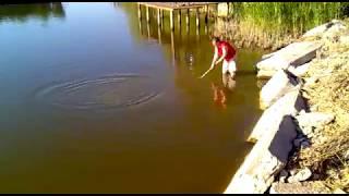 Мега карп на Барабое!!! Carp fishing Ukraine Супер рыбалка:)(, 2011-05-29T19:35:26.000Z)