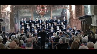 Magnificat VIII J.S. Bach Esurientes YouTube Thumbnail