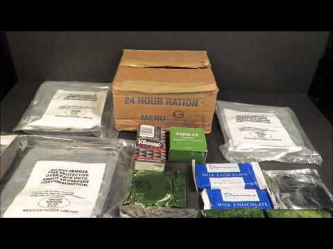 Trade/Christmas Presents Unboxing from Stickyfingaz745! Mre/Ration Gold!