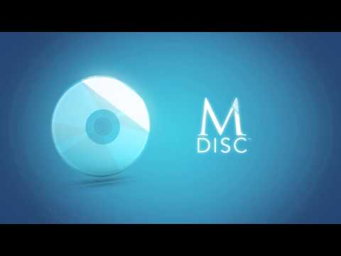 The 1,000 Year M-Disc. Your Life, Engraved In Stone.