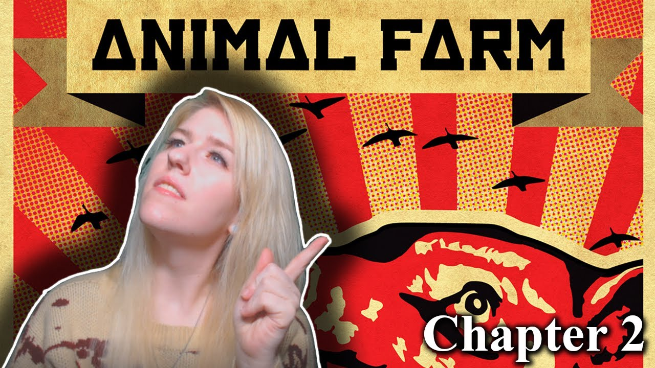 The Commandments of Animalism | Animal Farm (Part 2)
