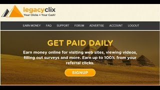 Earn money $10-20 everyday with best ptc site real 100%