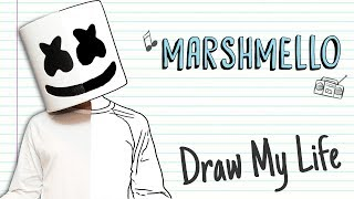 MARSHMELLO | Draw My Life [✖‿✖]