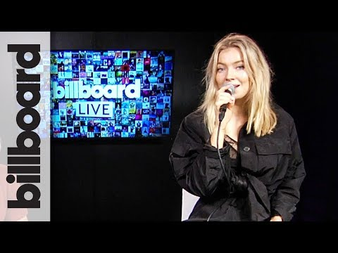 Astrid S - 'Hurts So Good' Live Performance & 'Think Before I Talk' | Billboard
