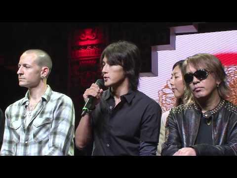 B'zがLAで震災復興支援のライブに特別出演!(08/31/2011)