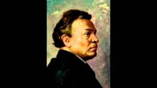 Respighi - Violin sonata in B minor - Mvt 3: Passacaglia: Allegro moderato ma energico- Heifetz