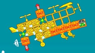 BadPiggiesHD САМОЛЁТ ТАНК. BadPiggiesHD Airplane tank!(BadPiggiesHD САМОЛЁТ ТАНК. BadPiggiesHD Airplane tank! Сегодня во время стрима один из зрителей предложил очень интересную..., 2017-03-15T09:50:52.000Z)