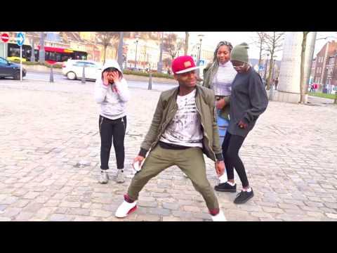 Mr Eazi - Leg Over ( Vibez Video ) ft Wizkid , Eddie Kadi & Maleek Berry dance in belguim