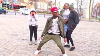 mr eazi leg over vibez video ft wizkid eddie kadi maleek berry dance in belguim