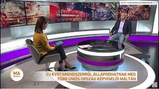 Új kvótarendszerről állapodhatnak meg több uniós ország képviselői Máltán