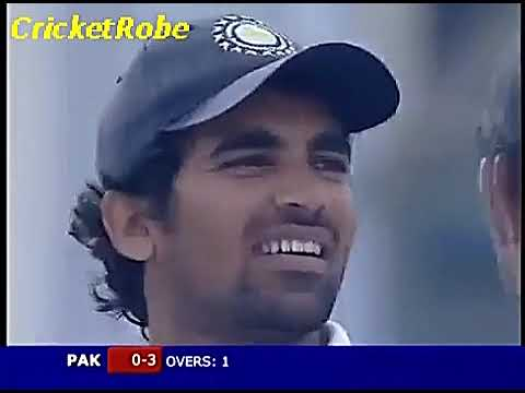 INDIA In PAKISTAN 2006 | 3rd Test | Full Match Highlights | IRFAN PATHAN'S HISTORIC HATTRICK