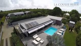 La Coulée Bleue Villa de luxe en Guadeloupe