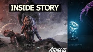 Avengers 4 2019: Endgame Theory Inside Story Revealed