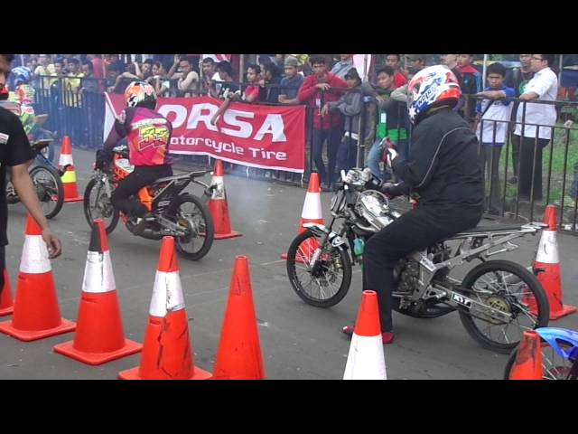 vidio drag bike ninja