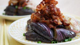 豚と茄子の煮びたし風|cook kafemaruさんのレシピ書き起こし