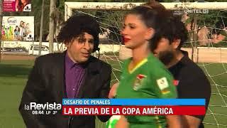 Santa Cruz, Humor: La previa de la Copa América