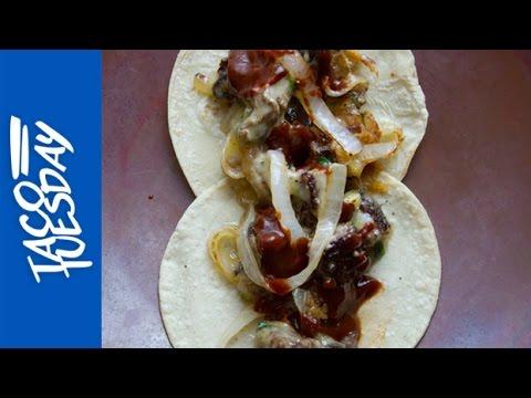 Rick Bayless Taco Tuesday: Bistec Encebollado