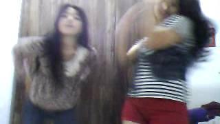 VanessaClaudia DancingCrazy with IsantyMaina