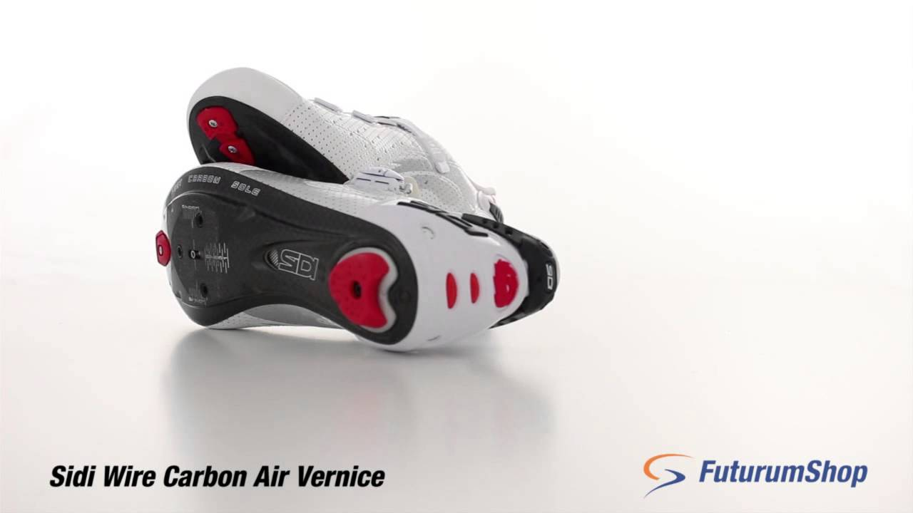 Sidi Wire Carbon Air Vernice - YouTube