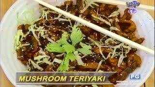 Mushroom Teriyaki