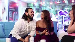 Promo 2: Episode 7 of #ShowbizWithVahbiz featuring Rubina Dilaik and Karan V Grover