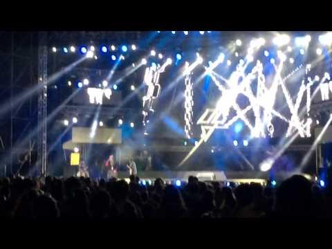 Rompe - Daddy Yankee Metro concierto en Cartagena