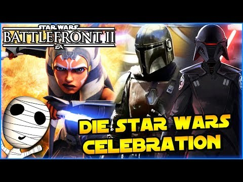 Wie war die Star Wars Celebration? - Star Wars Battlefront II #223 - Tombie Lets Play thumbnail