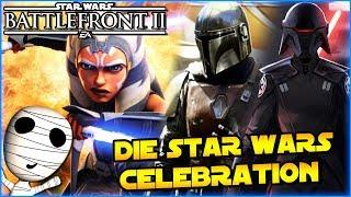 Wie war die Star Wars Celebration? - Star Wars Battlefront II #223 - Tombie Lets Play