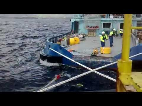 OPITO rigging Offshore IRATA rope access- DIRA Group - Industrial - Bantry Bay Ireland.mp4