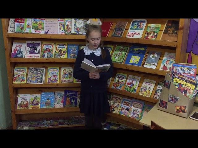 Изображение предпросмотра прочтения – УльянаОкунева читает произведение «Сыновья» В.А.Осеевой