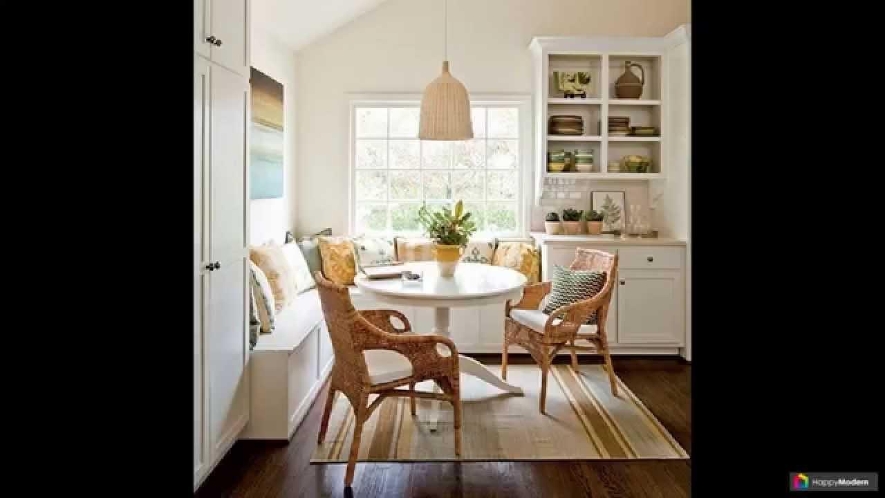 Если вы хотите совместить кухню и столовую комнату, для этого прекрасно подойдет мягкий кухонный уголок. Кухонные уголки улучшают функциональность кухни и делают ее более комфортной. Они могут обладать дополнительными функциональными возможностями такими как полочки, потайные.