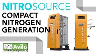Don't buy Nitrogen.... Make it! - Nitrogen Generation - NITROSource COMPACT