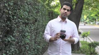 Nikon D3200 RED Compact DSLR Full Hands on Review - iGyaan