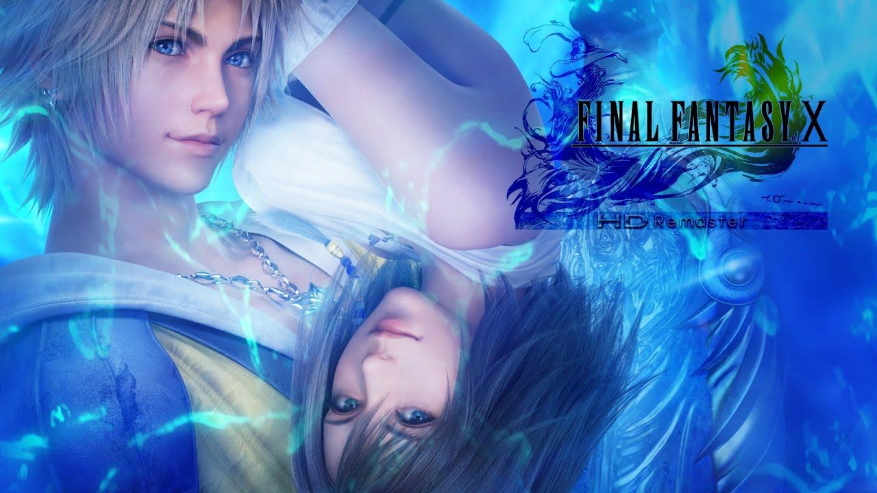 Final Fantasy X HD Remaster All CGI Cinematic 1080p