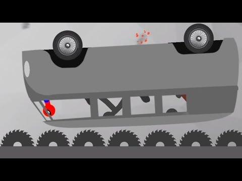 Stickman Destruction 3 Heroes🏁 Spiderman Walkthrough Part 22 / Android Gameplay HD