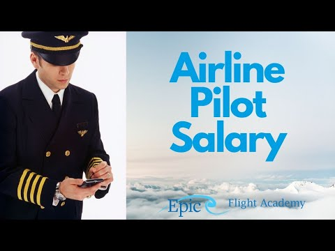 Pilot Salary - How Much Can I Earn?