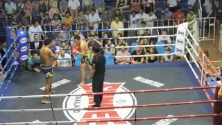 "Lucas ""Salompas"" (Elite Fight Club) x Lerdmongkon (Sumalee Boxing Gym)"