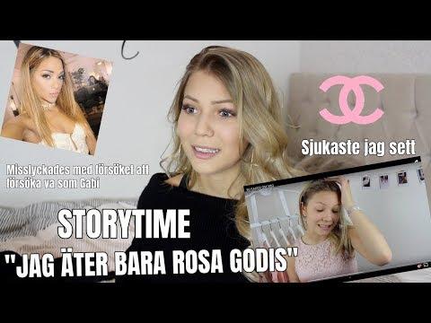 'Vem är chanel?' STORYTIME + Reagerar på video ifrån 'Chanel'