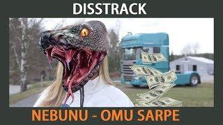 NEBUNU - OMU SARPE DISSTRACK